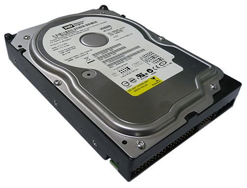 Hard Disk IDE 80GB 7200RPM WD800BB - Western Digital