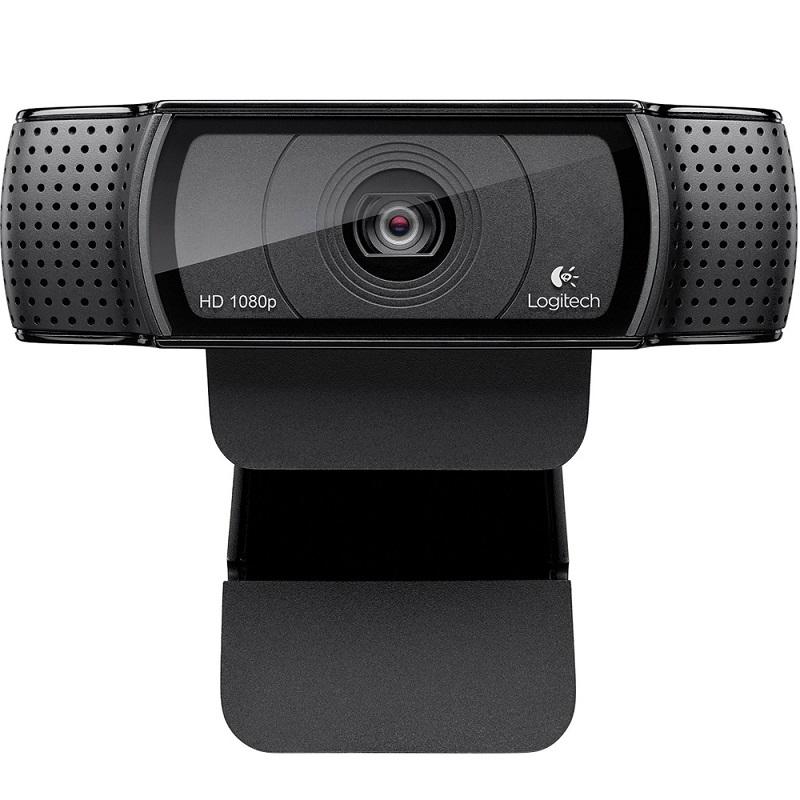 Webcam C920 Pro HD 15MP Full HD 1080p - Logitech