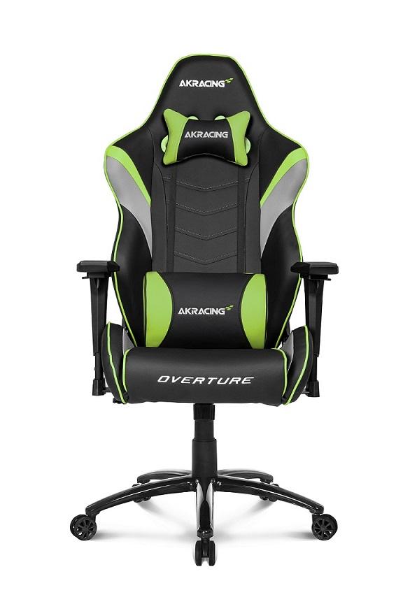 Cadeira AKRacing Overture Green 10519-6 - AKRacing