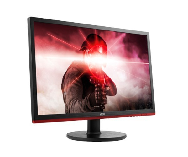Monitor Gamer Led 24 Widescreen 1ms VGA/HDMI/Display Port G2460VQ6 - AOC
