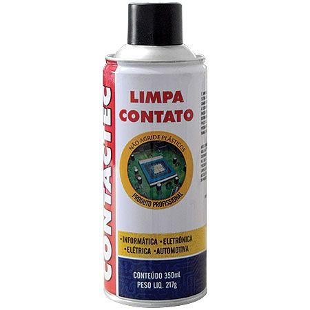Limpa Contato Contactec 217G/350ml 15059 - Implastec