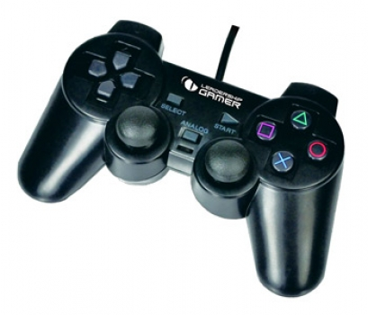 Joystick Vibration New Generation PS2 6649 - Leadership