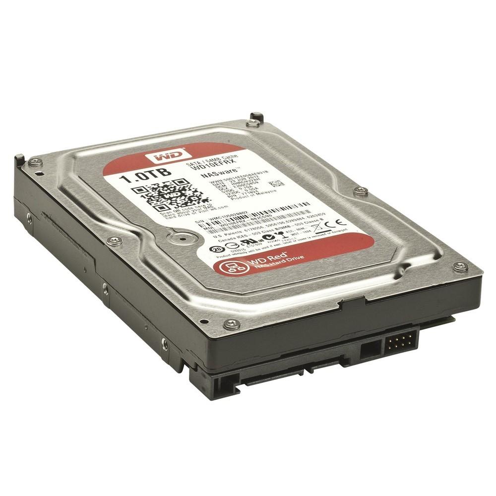 Hard Disk 1TB (Nas) Red Sata III 64MB WD10EFRX - Western Digital