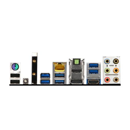 Placa Mãe LGA 1150 Z87 MPOWER (S/R) - MSI