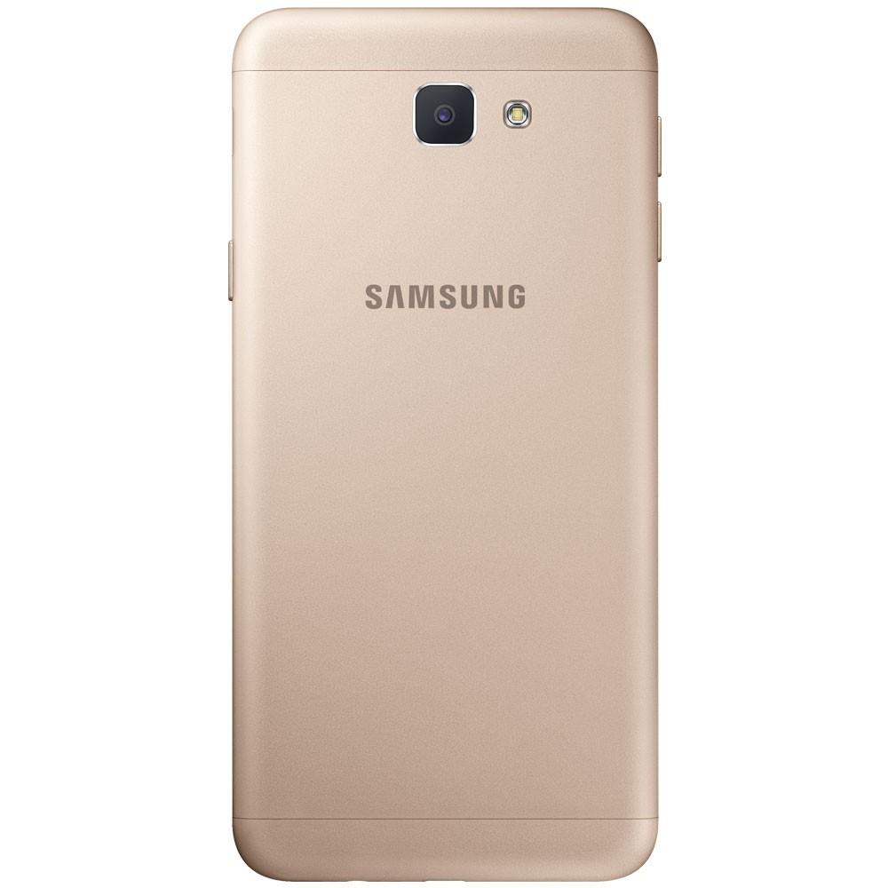 Smartphone Galaxy J5 Prime SM-G570M, Quad Core 1.4Ghz, Android 6.0.1,Tela 5, 32GB, 13MP, Leitor Digital, Dual Chip, Dourado - Samsung
