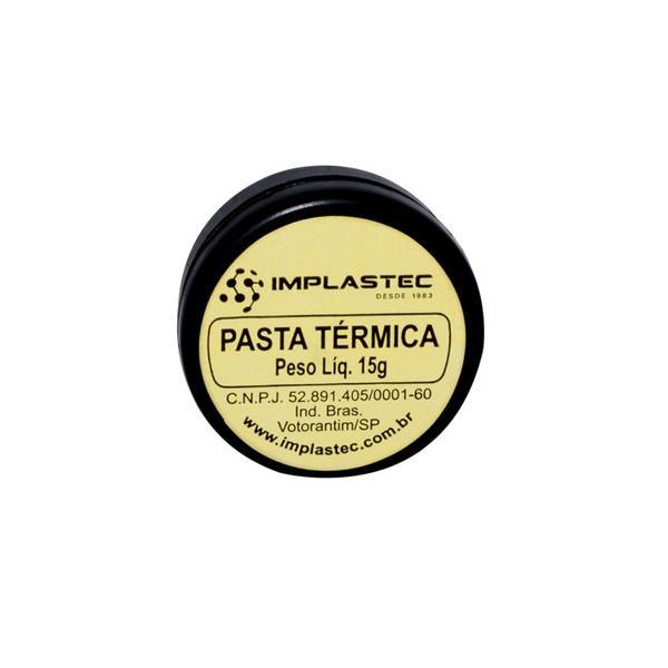 Pasta Termica 15G POTE IMP0007 - Implastec