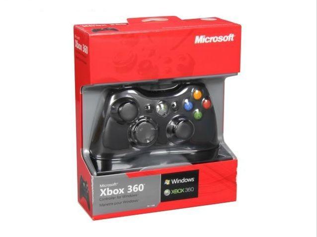 Joystick XBOX 360 Control USB direcional de 8 vias 52A-00004 - Microsoft