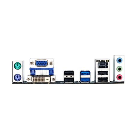 Placa Mãe LGA 1155 GA-B75M-D2V (S/V/R) USB 3.0 Sata III - Gigabyte