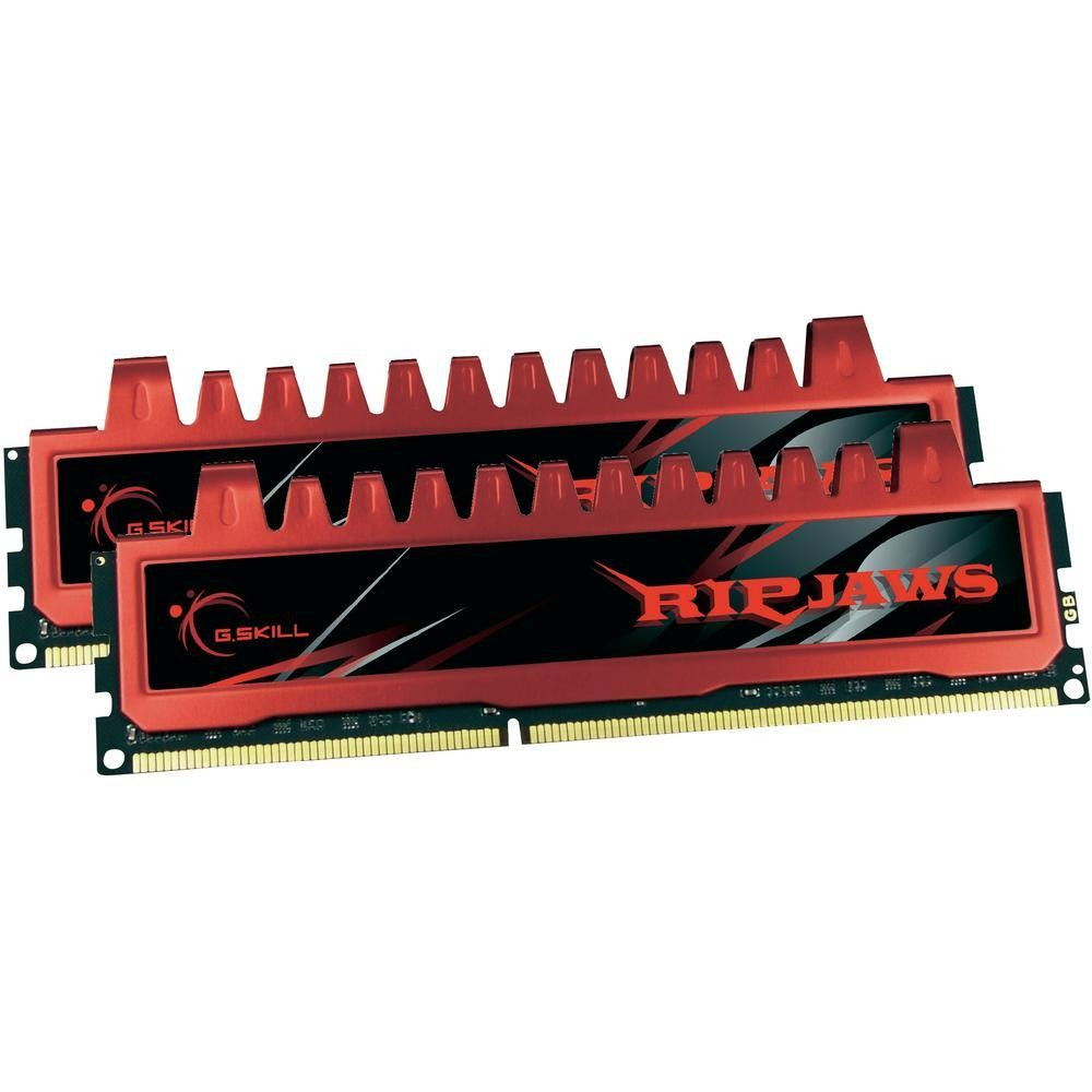 Memoria 8GB (2x4GB) 1333Mhz Ripjaws F3-10666CL9D-8GBRL - G.Skill