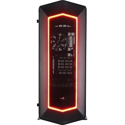 Gabinete Gamer Mid Tower Project 7 EN58294 Preto - Aerocool