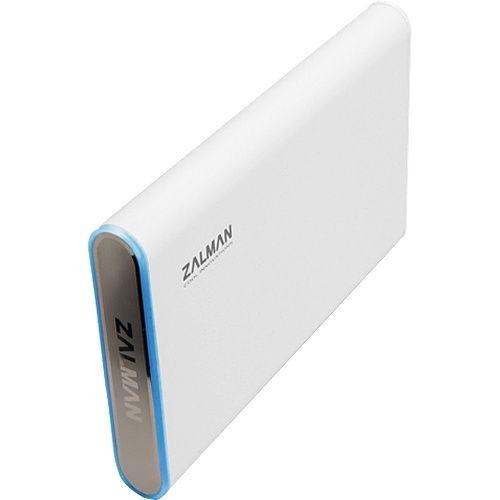Case para HD 2.5 USB 3.0 ZM-HE250 U3 Branca (Acompanha Cabo de Energia Auxiliar) - Zalman