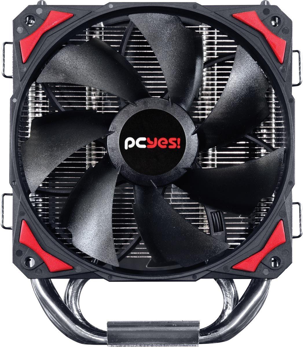Cooler para Processador Zero K Z5 120mm Preto ACZK5120 - Pcyes