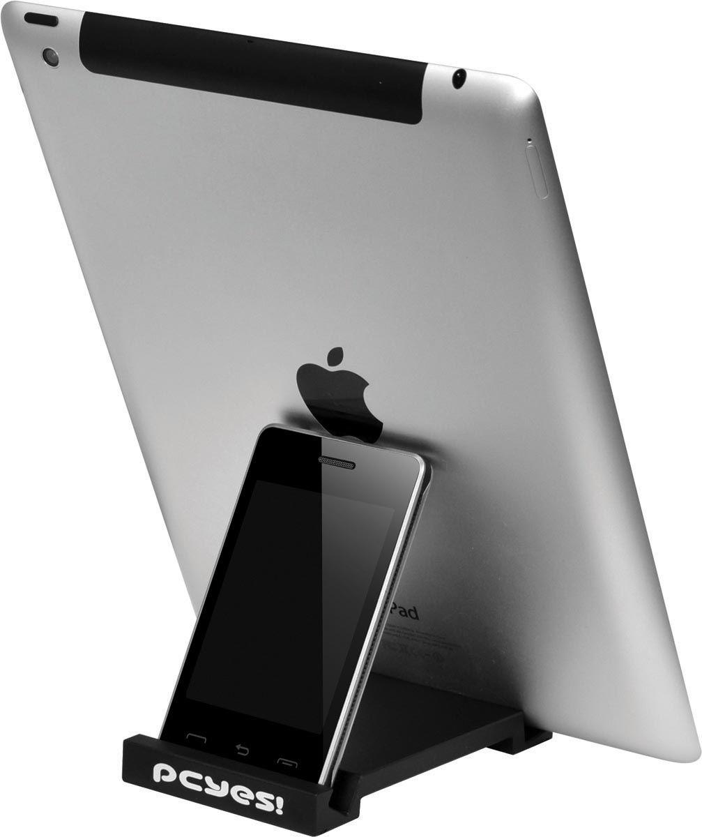 Suporte Unuversal para Smartphone ou Tablet até 7 Polegadas Preto 19982 - PCyes