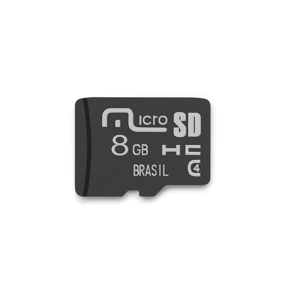 Cartão de Memória 8GB Classe 4 MC141 - Multilaser