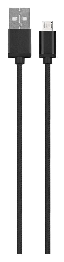 Cabo Micro Usb Com Nylon 1,2m Smartogo WI317 - Multilaser