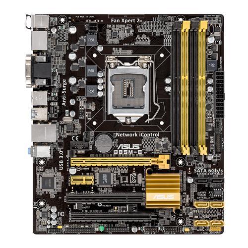 Placa Mãe LGA 1150 B85M E DDR3 S V R Asus