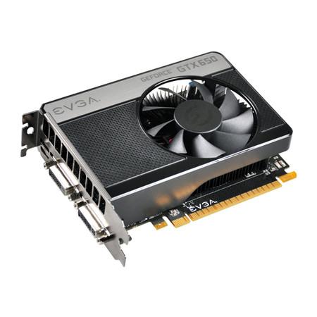 Placa de Video GeForce GTX650SC 1GB DDR5 128Bits Super Clock 01G-P4-2652-LR - EVGA