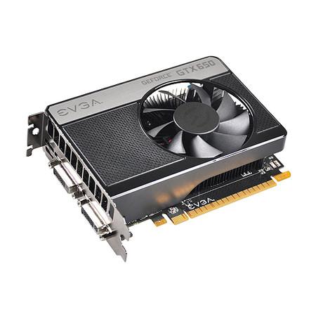 Placa de Video GeForce GTX650SC 2GB DDR5 128Bits Super Clock 02G-P4-2653-KR - EVGA