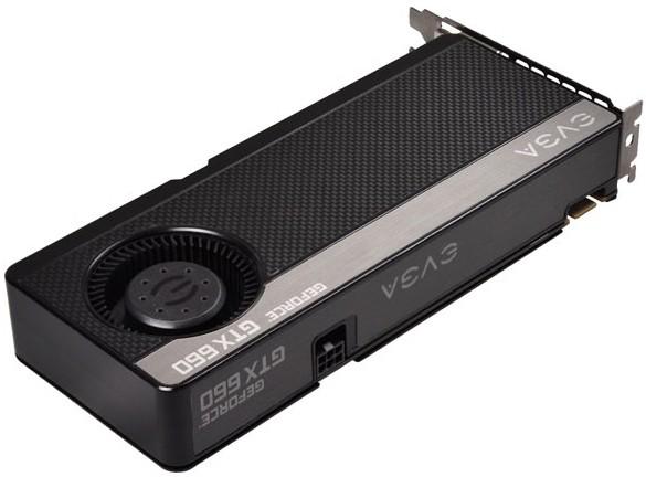 Placa de Video GeForce GTX660 3GB DDR5 192Bits FTW 03G-P4-2669-KR - EVGA