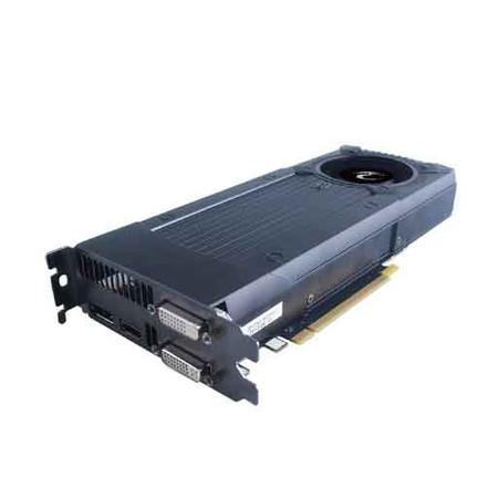 Placa de Video GeForce GTX660TI 2GB DDR5 192Bits ZOGTX660TI-2GD5H - Zogis