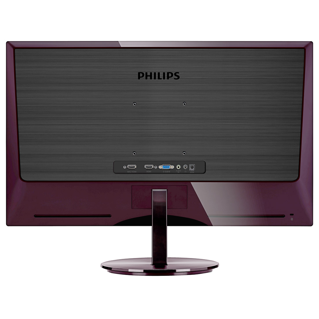 Monitor LCD 21.5, Widescreen, HDMI, HDCP - 224E5QHAB - Philips