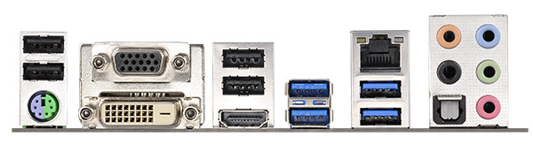 Placa Mãe LGA 1150 Z97 Killer (S/V/R) - AS-ROCK