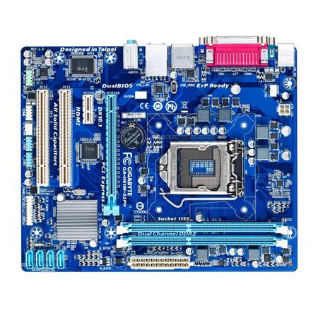 Placa Mãe LGA 1155 GA-H61M-S2PH Serial Paralelo (S/V/R) - Gigabyte