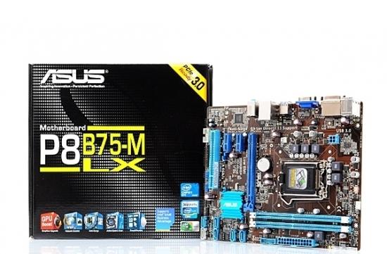 Placa Mãe LGA 1155 P8B75-M LX I (S/V/R) - ASUS