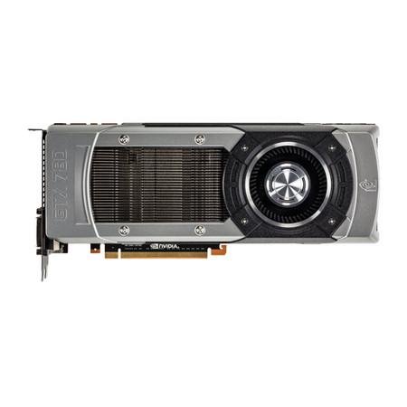 Placa de Video GeForce GTX780 3GB DDR5 384Bits VCGGTX7803XPB - PNY
