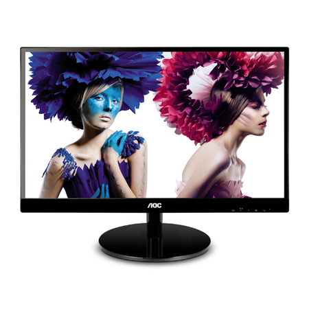 Monitor LED 23 I2369VM 2x HDMI 1x Display Port - AOC