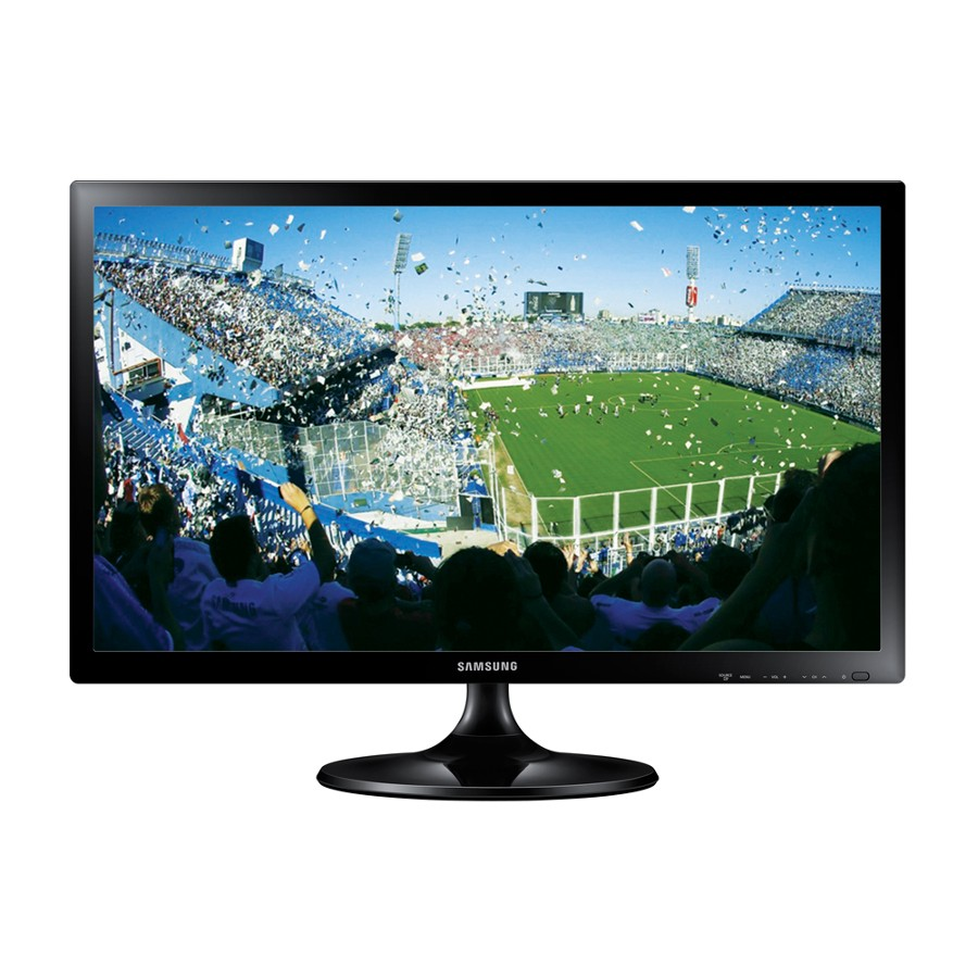 Monitor TV Led 19.5 HD LT20C310LBMZD Com Função Futebol,Connect Share Movie e Conversor Digital - Samsung