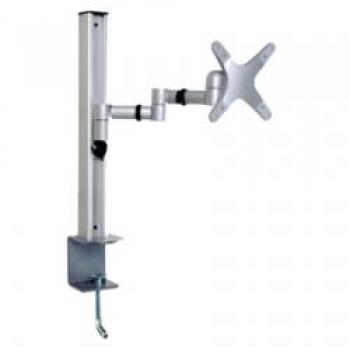 Suporte de Mesa Para TV ou Monitor LED/LCD 13 a 27 Polegadas Prata SBRM753P - BRASFORMA