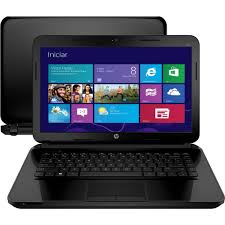 Notebook 14-d030br com Intel Core i5 4GB 500GB LED 14 Windows 8 - HP