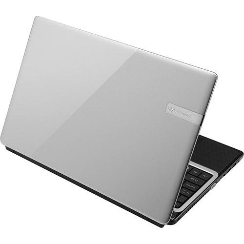 Notebook NE57006b Core i3-3217U Memoria 4GB HD 500GB Tela 15.6 Bluetooth 4.0 HDMI Windows 8.1 - Gateway