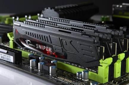 Memoria Sniper 4GB DDR3 1333Mhz F3-10666CL9S-4GBSR - G.Skill