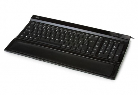 Teclado Multimidia Coverpad USB KP206UK - MTEK