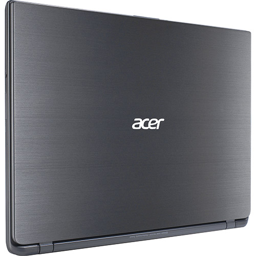 Ultrabook M5-481T-6195 Core i5 4GB 500GB + 20GB SSD DVD-RW LED 14 Windows 8 - Acer