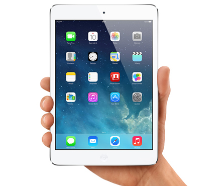 IPad mini 16GB 3G e Wi-Fi Branco MD537BR/A - Apple