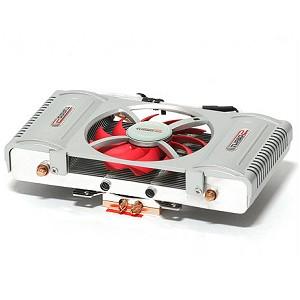 Cooler para VGA VC-RHC Heat Pipe Duplo - Evercool