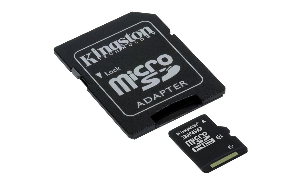 Cartao de Memoria 32GB Micro SDHC Classe 4 SDC4/32GB - Kingston