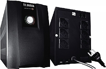 Nobreak 1200VA UPS Compact Pro Full-Range 115v cod.408 USB Gerenciavel - TS Shara