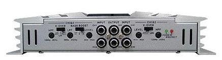 Módulo Amplificador 4 Canais 1400W (4 x 350W) RC-755 Prata - B52