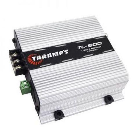 Amplificador de Potencia TL-900 Digital 1 Canal 2R 300W RMS 13.8VDC (MONO) - Taramps