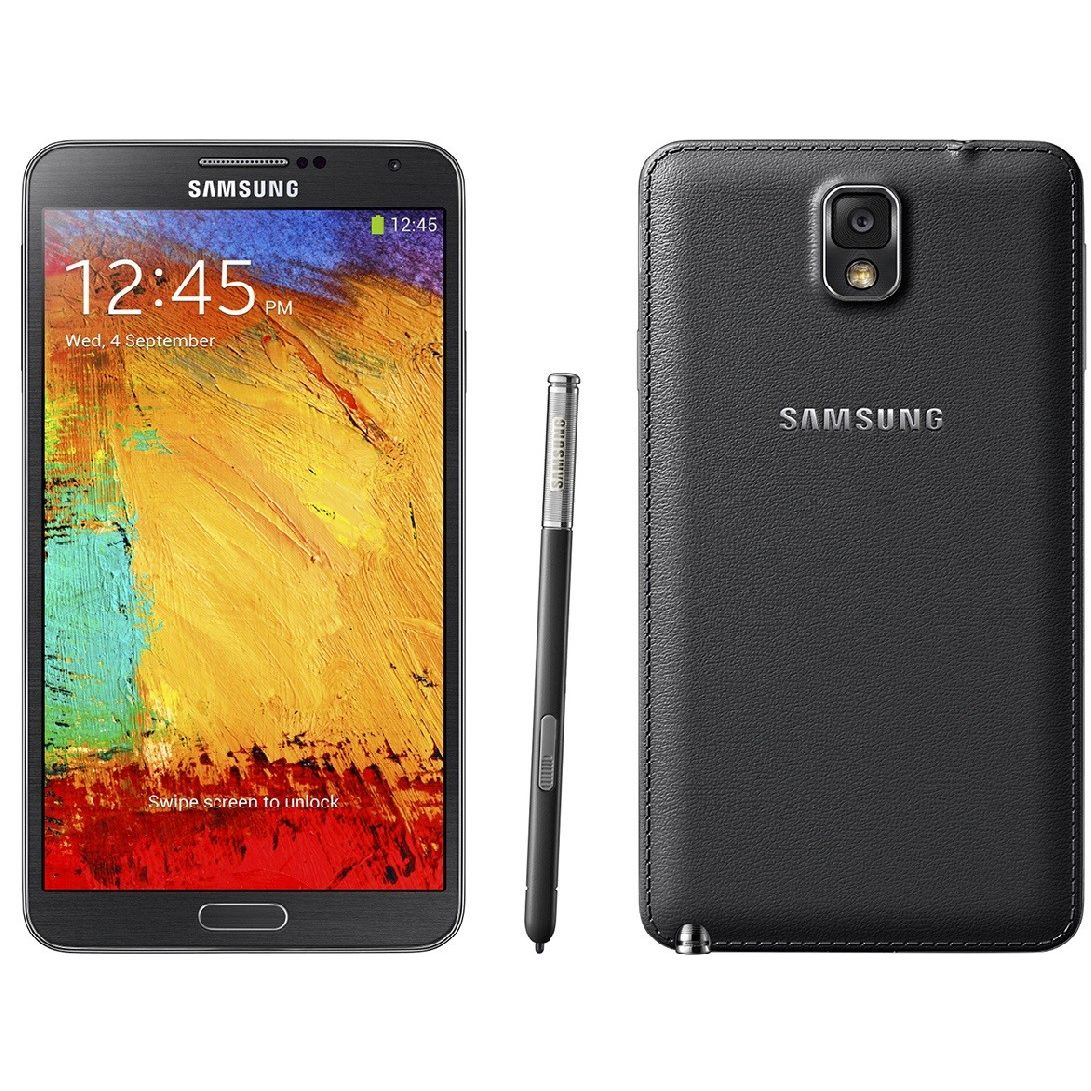 Smartphone Galaxy Note 3 Neo SM-N7502 Dual Chip, Android 4.3, Quad Core 1.6GHz, Camera 8MP, 16GB, 5.5, Preto - Samsung