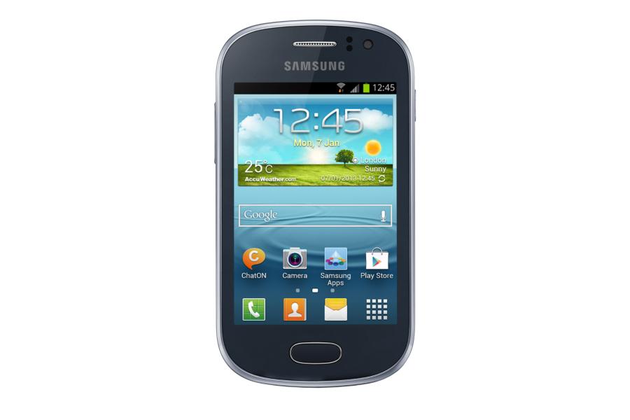Smartphone Galaxy Fame S6812 3G Grafite Dual Chip - Samsung