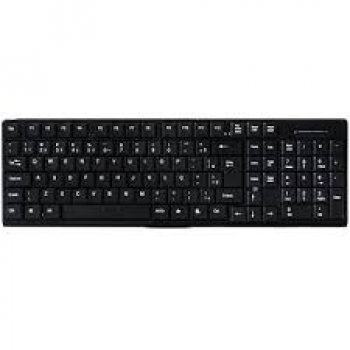 Teclado Padrao Preto TCPR03-USB - PC Top