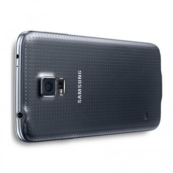 Smartphone Galaxy S5 com Android 4.4, Quad Core 2.5 Ghz e Câmera de 16 MP com Flash Preto LED SM-G900M - Samsung