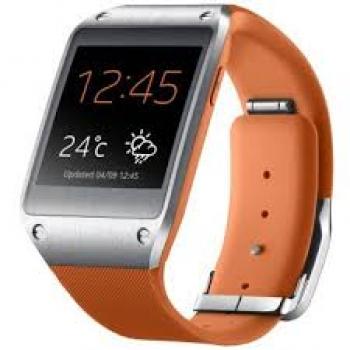 Relogio Galaxy Gear Laranja - Samsung