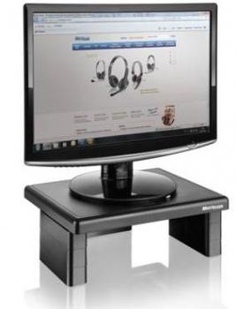 Suporte Quadrado Para Monitor de Mesa AC125 - Multilaser