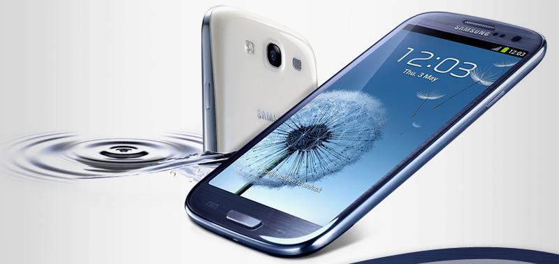 Celular Smartphone Galaxy SIII Neo I9300I Grafite Dual Chip, Android 4.3, Camera 8MP, Tela 4,8, Quad Core 1.4 GHz, 3G, W